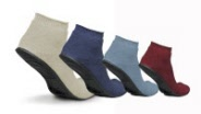 Medline Sure Grip Terry Cloth Slippers
